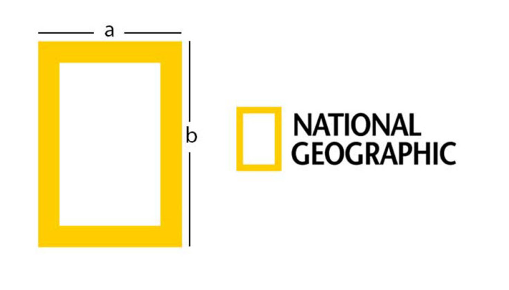National Geographic Golden Ratio
