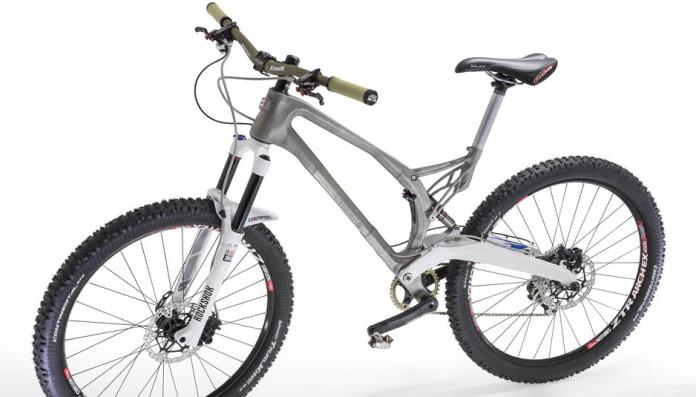 Stampa3D, mountain bike