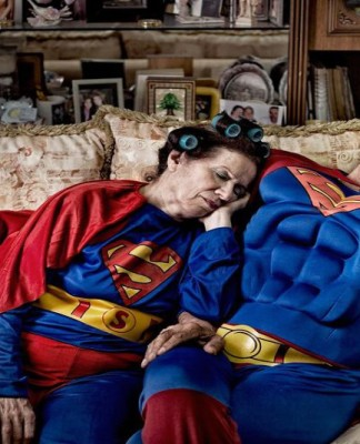 Superheroes by Martin Beck