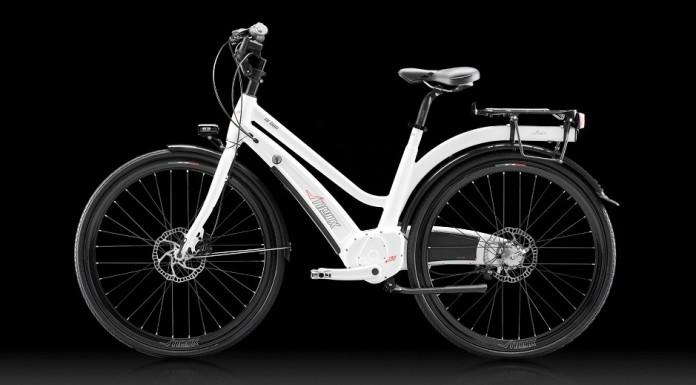 Neox: la bici elettrica italiana protetta da PIN