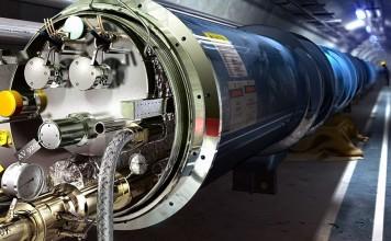 Cern, acceleratore di particelle