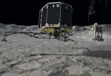 Philae, Rosetta, ESA