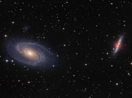 Galassia a spirale M81