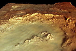 Crater Hale