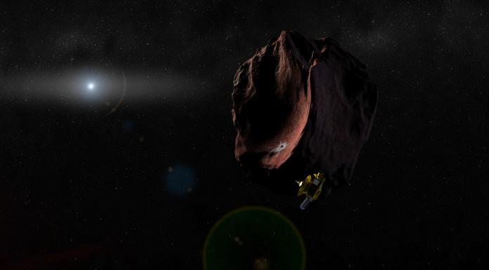 New Horizons - 2014 MU69
