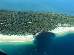 Inskip Point Sinkhole