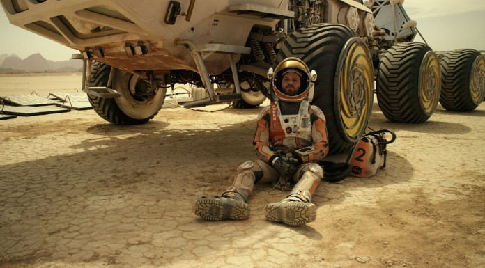 The Martian Movie - Sopravvissuto