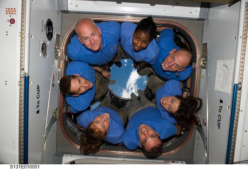Columbia's Crew