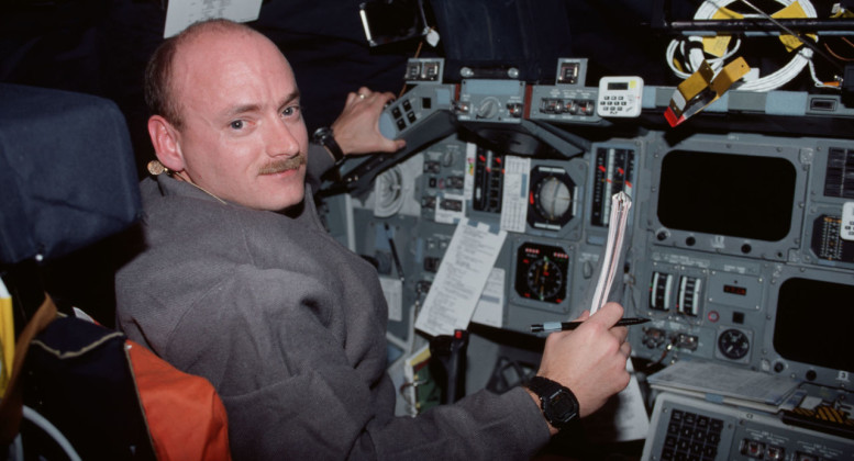 Scott Kelly 2000