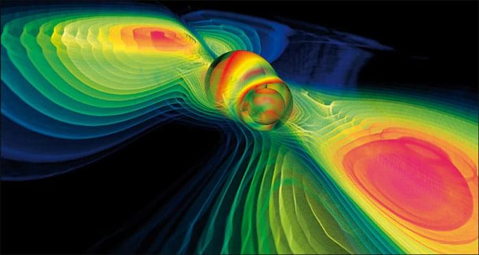Simulazione di Onde Gravitazionali