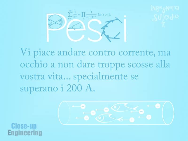 Oroscopo 2016 - Pesci