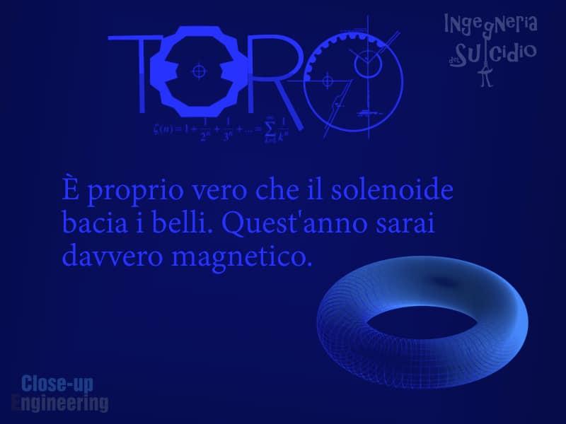 Oroscopo 2016 - Toro