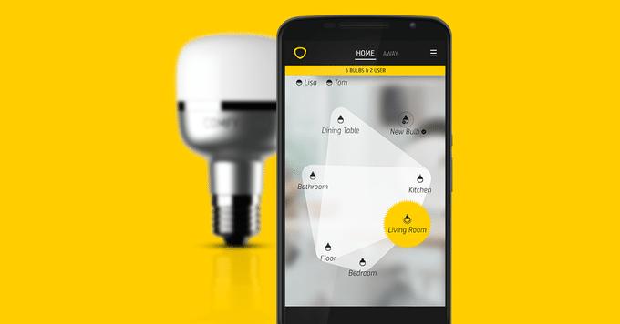 Comfylight App