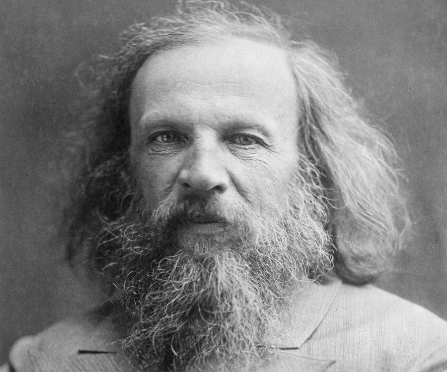 Dmitrij Ivanovič Mendeleev