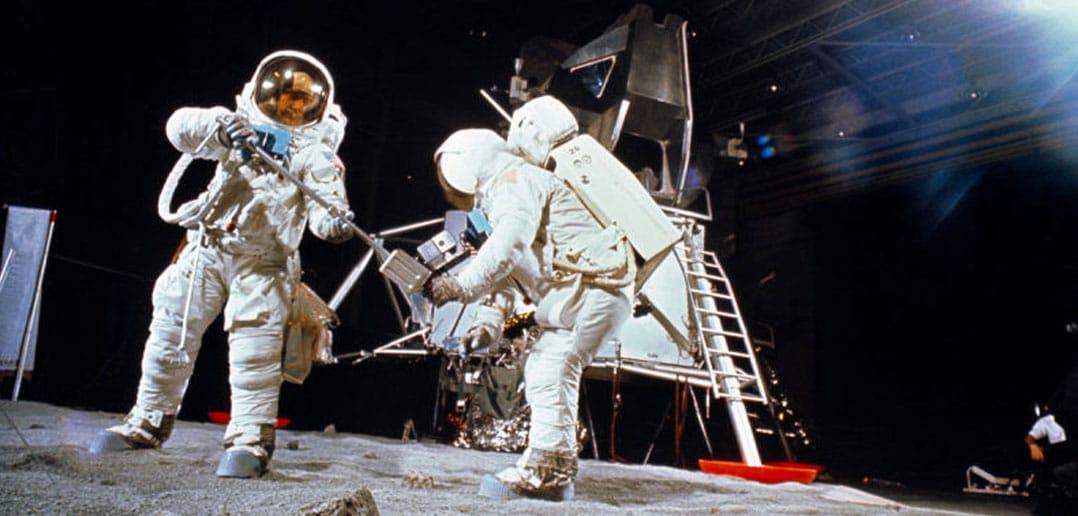 Apollo 11 training