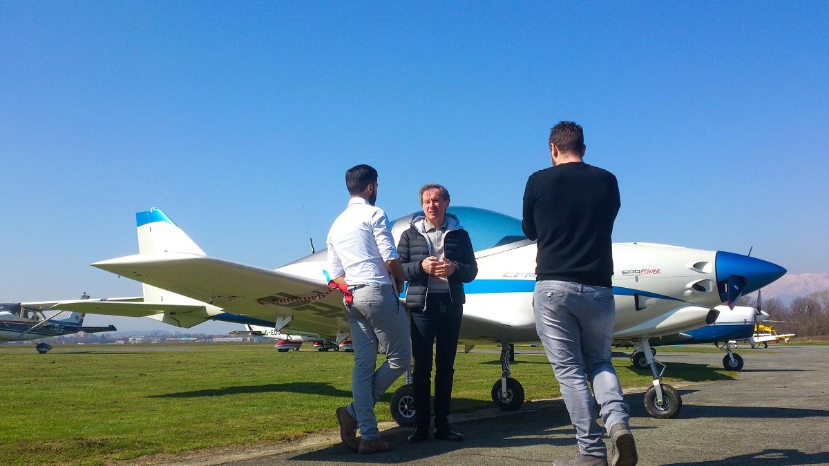 Intervista a Maurizio Cheli