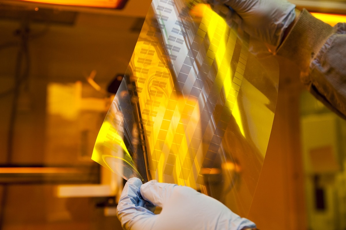 Ribes Tech, pellicola fotovoltaica