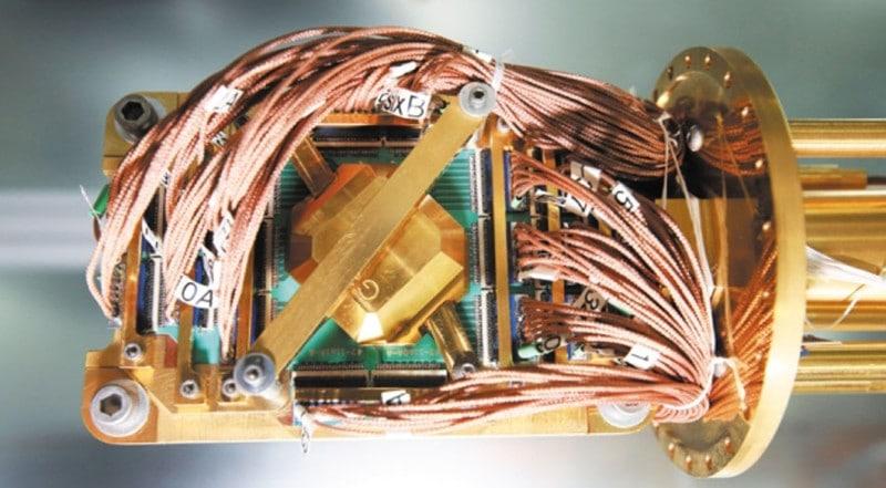 D-Wave, il computer quantistico di Google