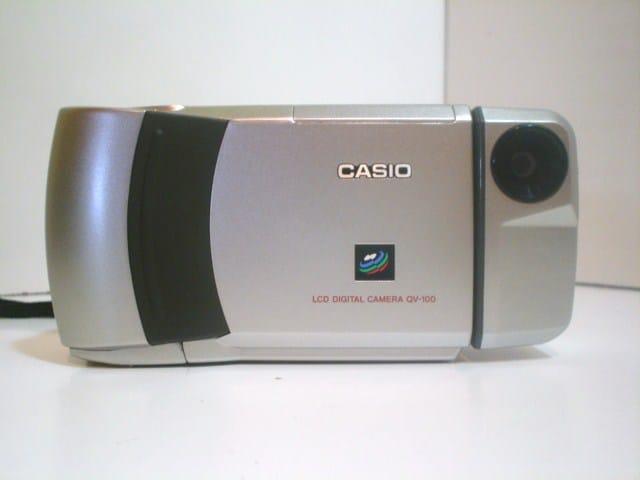 Casio QV - 100
