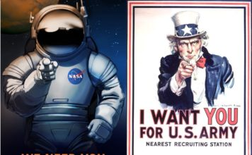 NASA and Uncle Sam