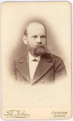 Gustav von Bunge