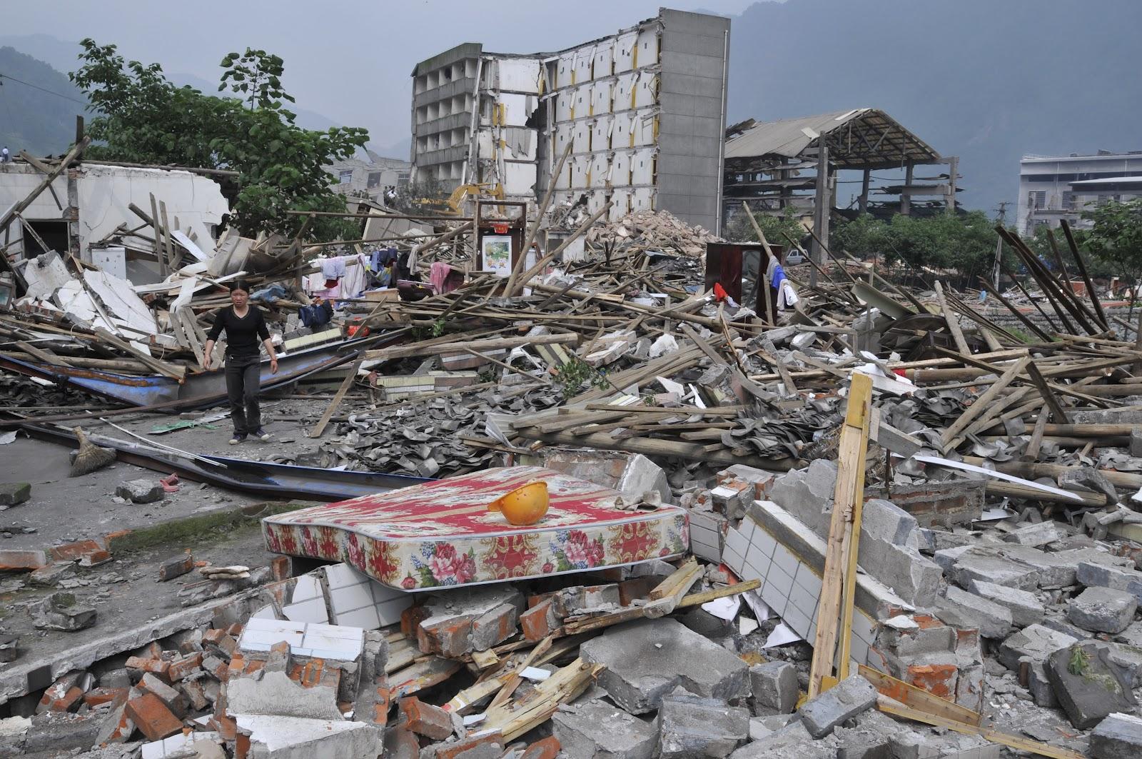 Il terremoto di Haicheng nel 1975