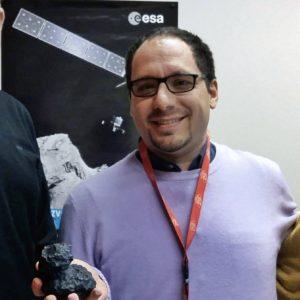 L'ingegnere Giuseppe Conzo