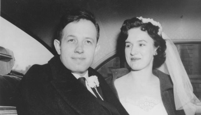John Nash e Alicia Larde
