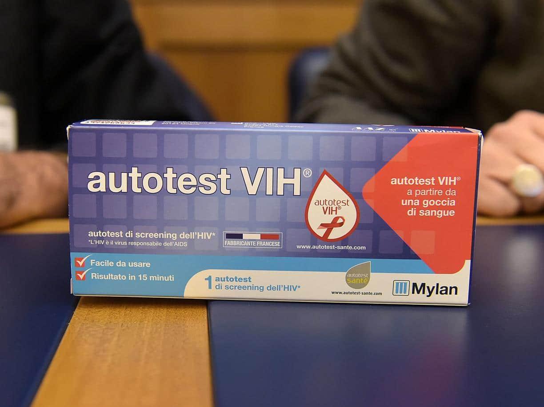 Auto-test HIV di Mylan