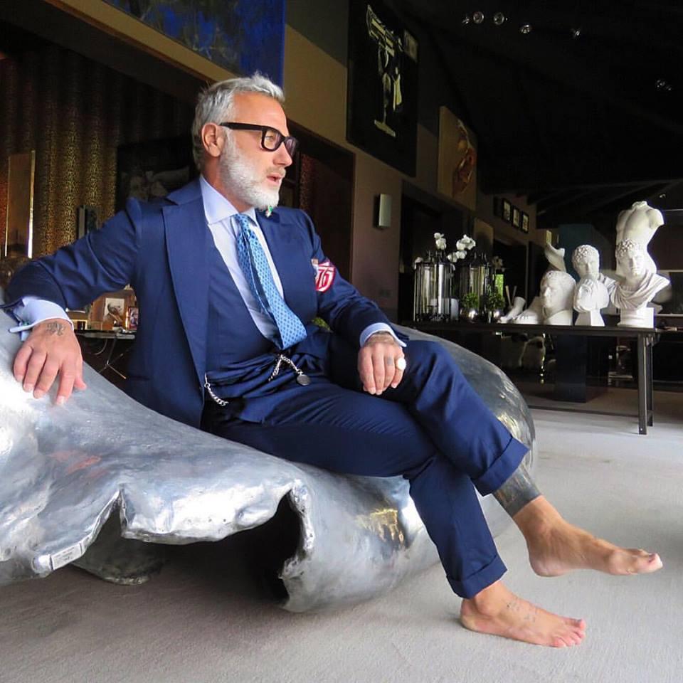 Gianluca Vacchi: illuminato o fannullone?