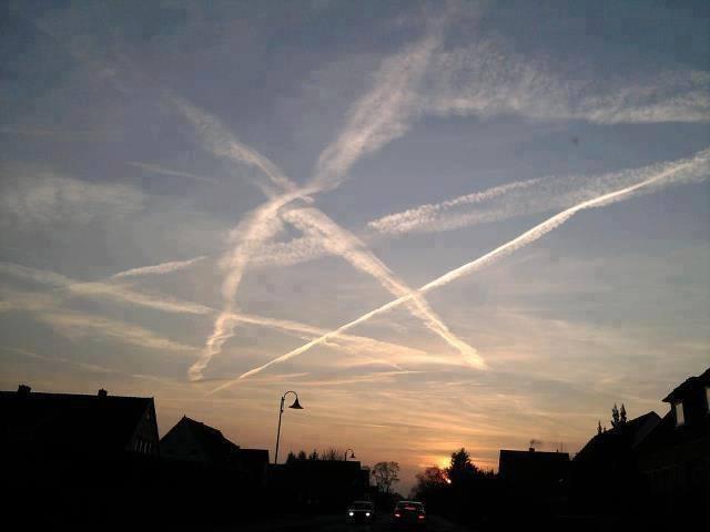 Scie chimiche o di condensazione?