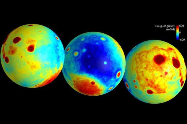 Mappatura Lunare