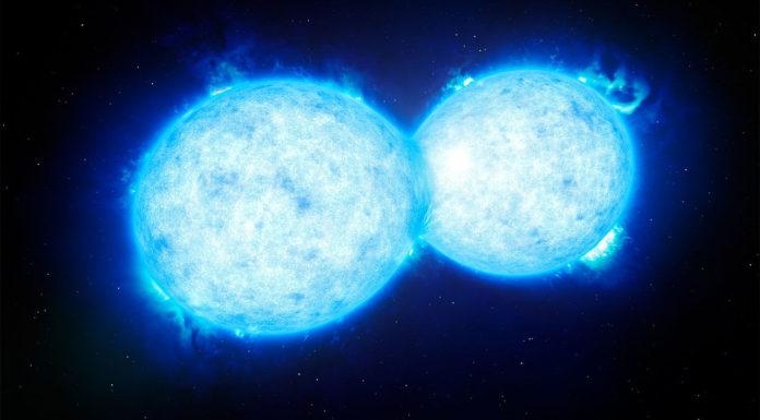 A stars collision