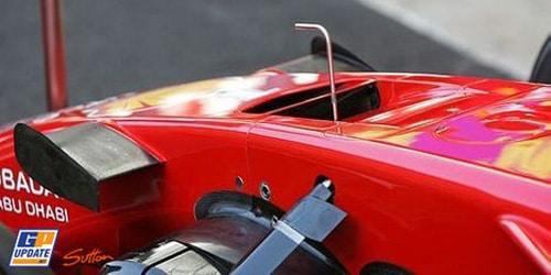 Tubo Pitot F1