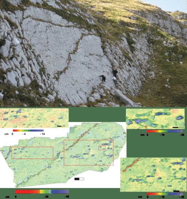 Impronte dinosauro Abruzzo