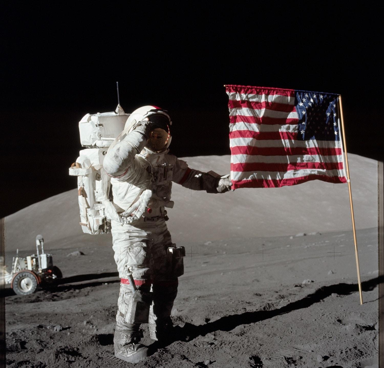 Eugene Cernan Apollo 17
