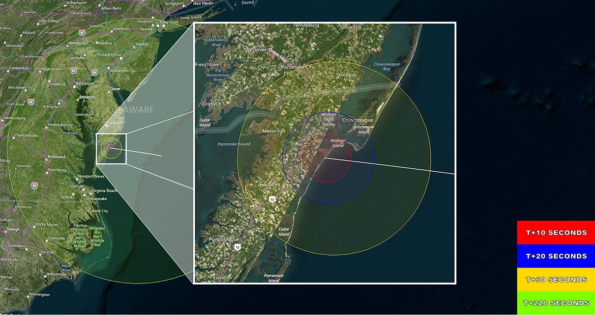 Mappa NASA
