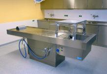 Sala autopsie