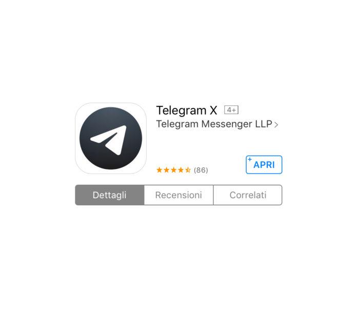 Telegram X - CuE