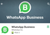 WhatsApp Business - Copertina