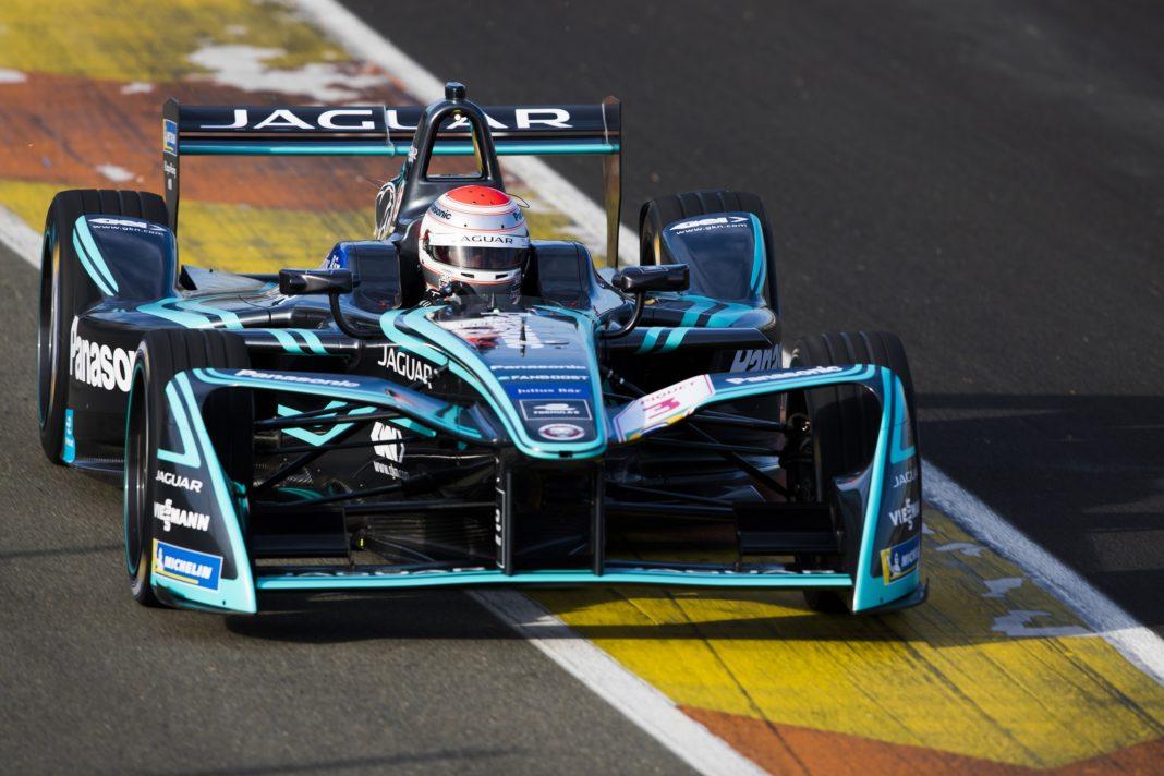 2017/2018 FIA Formula E Championship.